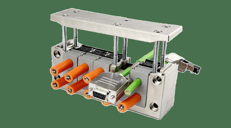 EMC kabeldoorvoer