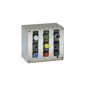 Pushbutton Boxes