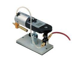 Krimp tool met automatische positionering