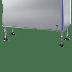 Hygienic foot EHEDG 140-206mm AISI304