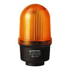 Permanente lamp RM 12-240VAC/DC YE