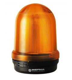Permanente lamp bewaakt BM 24VDC YE