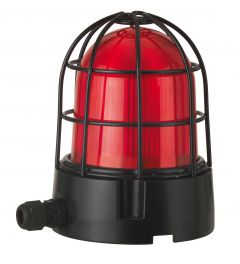 LED zwaailamp BM 115-230VAC RD