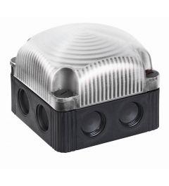 LED dubbel Flitslicht BWM 115-230VAC CL