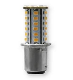30-LED 10-30V 3,6 WATT CLEAR WHITE