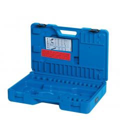 Opbergkoffer blauw voor CPPZC krimptang