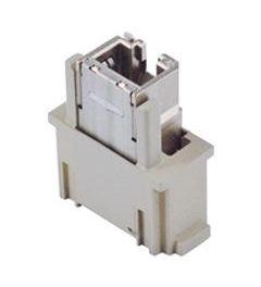 MIXO RJ45 socket female 1 moduulplaats