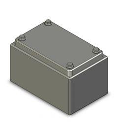 DE Klemmenkast 90mm 140mm D.85mm