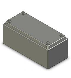 DE Klemmenkast 90mm 200mm D.85mm