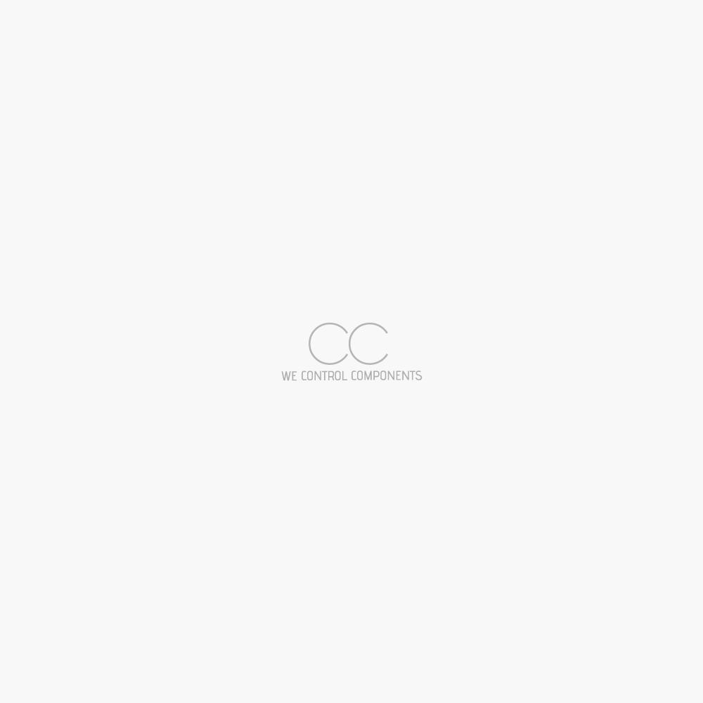 Koppeling HD, draaibaar tot 355° ⌀ 140mm blauwe afd. AISI304