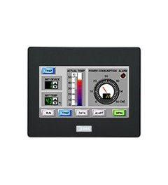 """Touchscreen 4.3"""" TFT 65K kleuren (zwart)"""