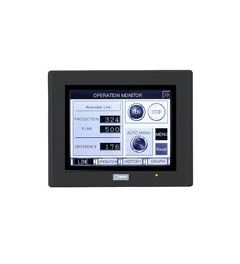 "Touchscreen 5.7"" Monochroom (zwart)"