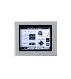 """Touchscreen 5.7"""" Monochroom (grijs)"""