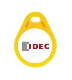 KW series / RFID tag, geel