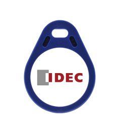 KW series / RFID tag, blauw