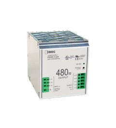 PS5R-T DIN-rail voeding 3 fase 480W 24VDC 20A