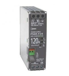 PS6R DIN-rail voeding 120W 24VDC 5A