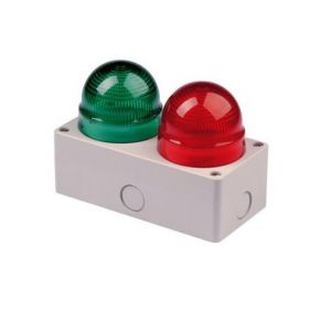 Signaallampen in- en opbouw