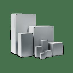 Aluminium behuizingen