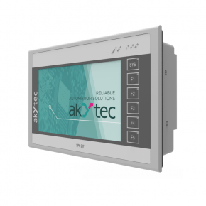 Touchscreen Displays CODESYS