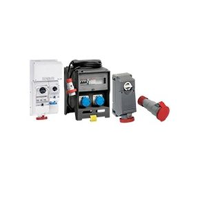 CEE Plugs & Sockets