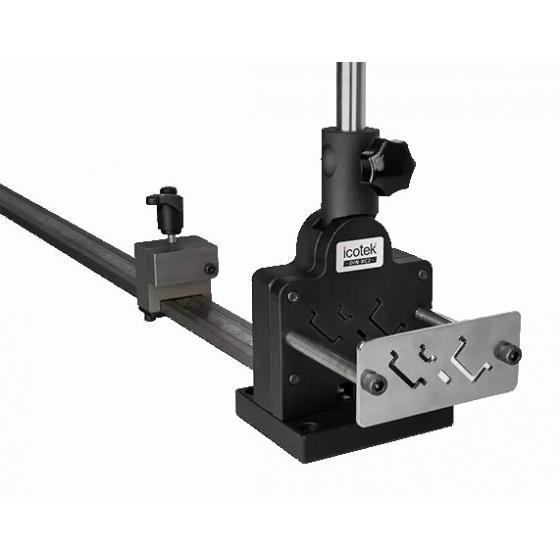 Din-rail knipper