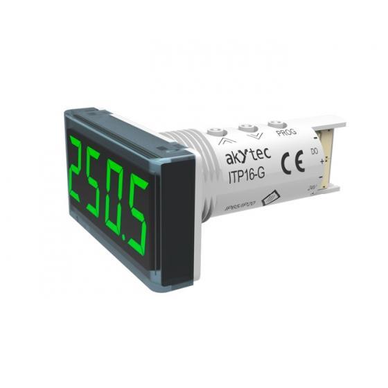 ITP16 Temperatuur