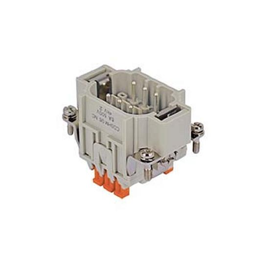 Autoshort connector