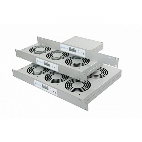 19 inch rack ventilator