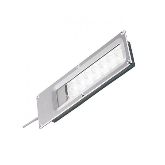 LED robust recessed mount