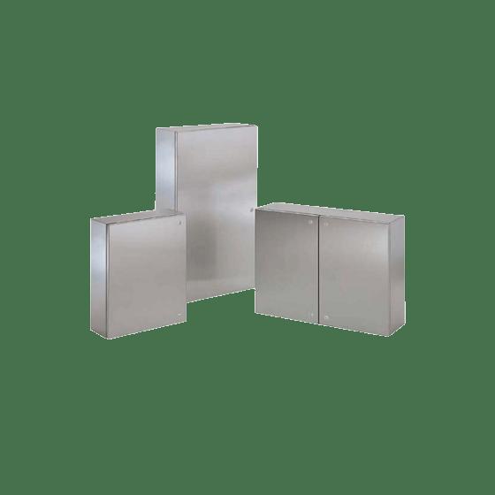 Wandkasten RVS
