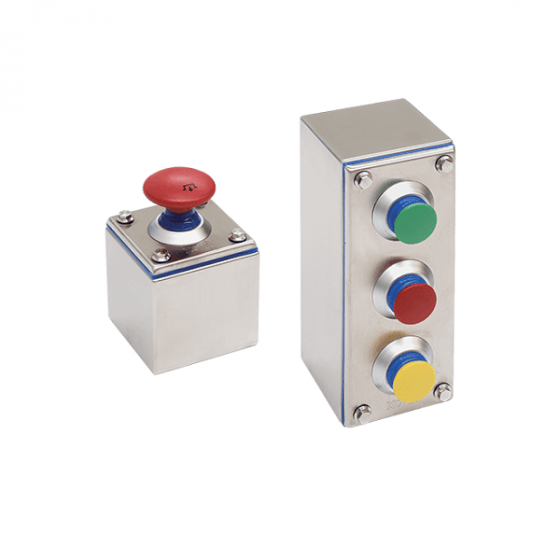 HD Pushbutton Boxes