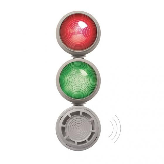 Traffic light Ø150mm (110dB)